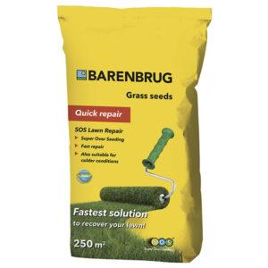 Barenbrug SOS Lawn repair herstel graszaad 5kg bijzaaien doorzaaien