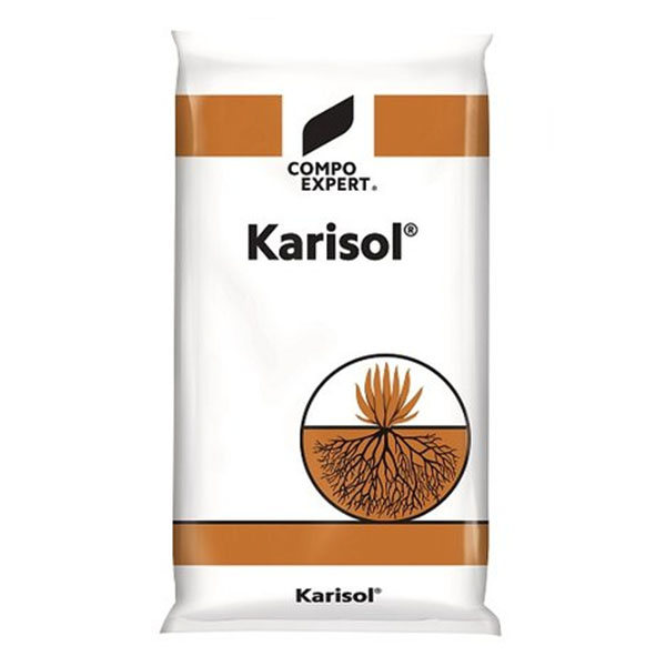 Compo Karisol aanlegmest 25 kg - 125 m²