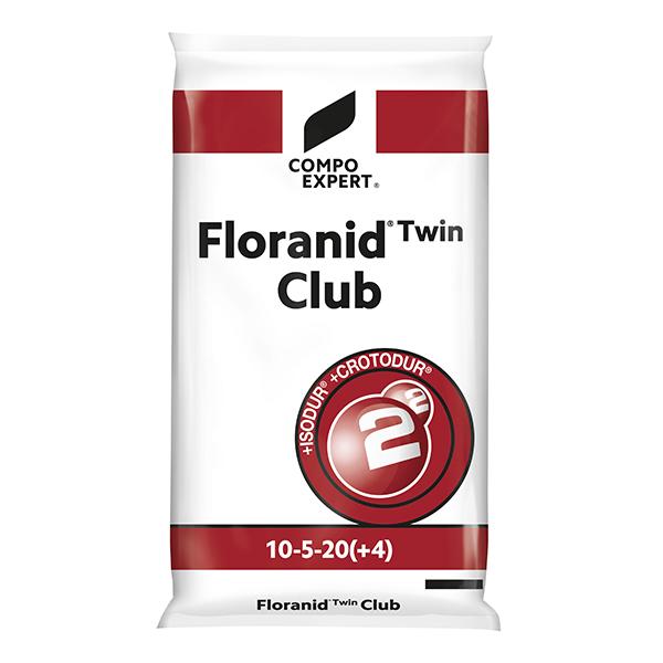 Compo Floranid Club gazonmest 25 kg - 600 m²