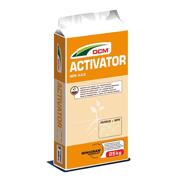 DCM Activator aanlegmest 25 kg - 125 m²