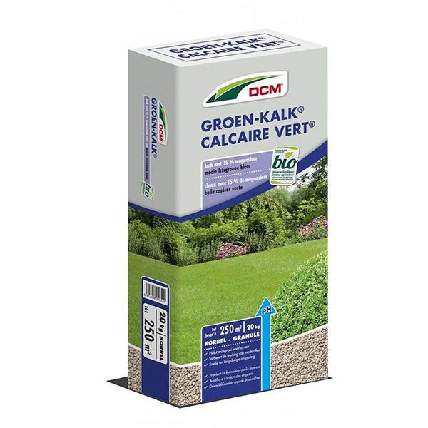 DCM Groen-kalk 20 kg