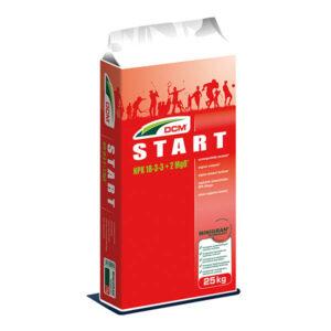 DCM Start 25 kg gazonmest voorjaar meststof voor gras gazonbemesting 01