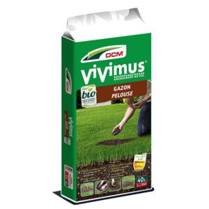 DCM Vivimus Gazon 40 liter bodemverbeteraar dressgrond 01