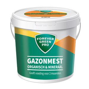 Forever Green Pro gazonmest najaarsbemesting gazon