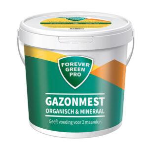 Forever Green Pro gazonmest voorjaarsbemesting gazon
