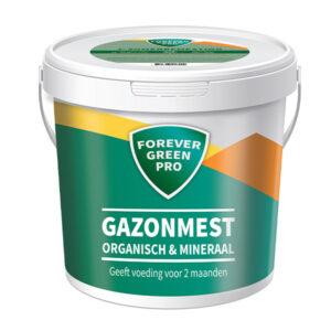 Forever Green Pro gazonmest zomerbemesting gazon 1