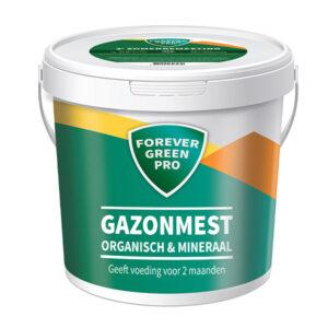 Forever Green Pro gazonmest zomerbemesting gazon 2