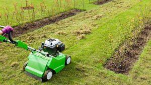 hoe gras verticuteren waarom wanneer beste tijd methode stappenplan